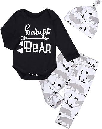 Nanagang Deer Babies Boys Girls Short Sleeves Baby Suit Cute White