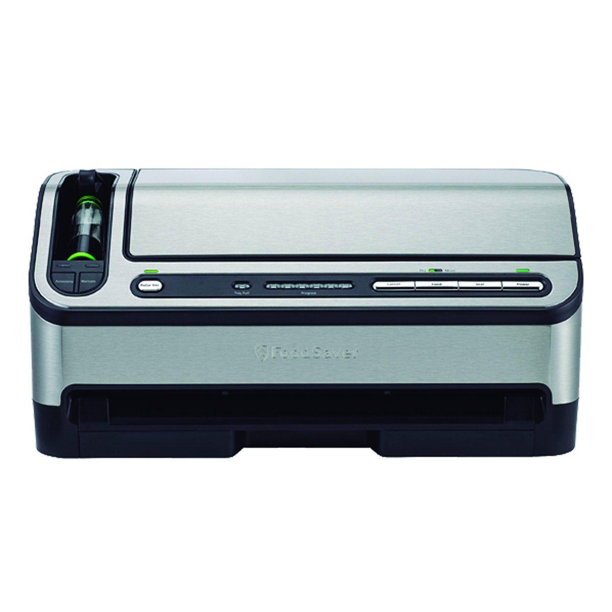 100 Foodsaver V3460 Manual Food Vacuum Sealer Best