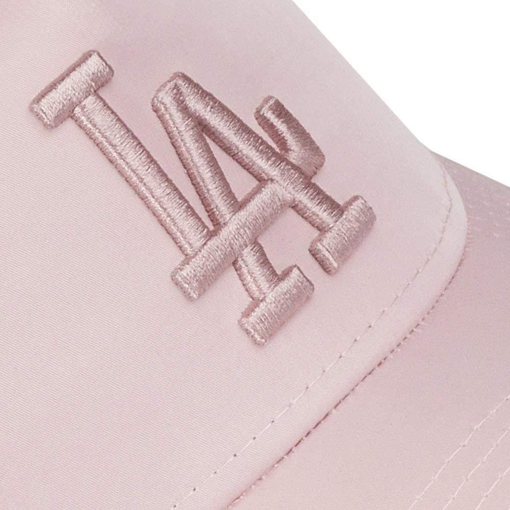 New Era La Dodgers Trucker Herren Kappe Pink