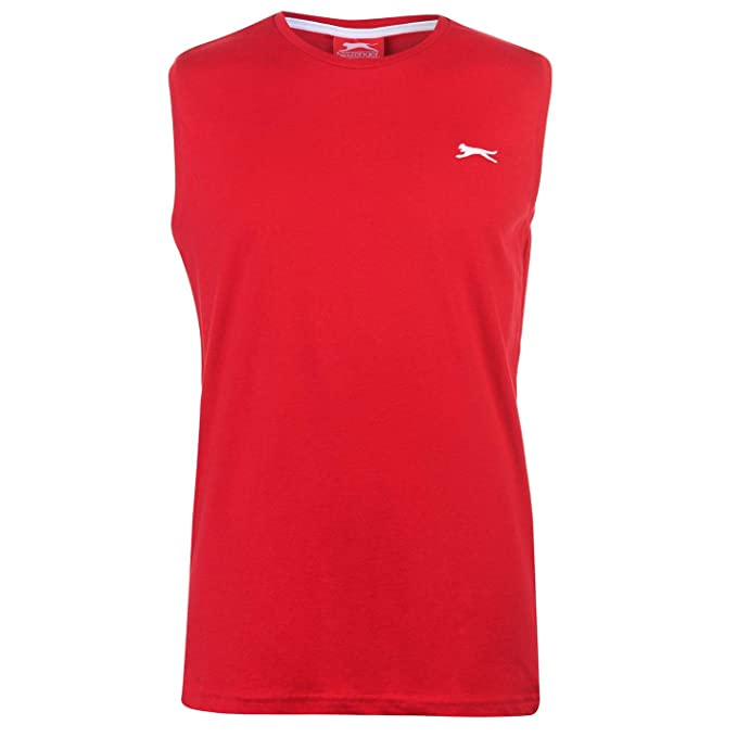 c60677ac30 Slazenger Mens Tank Top: Amazon.co.uk: Clothing
