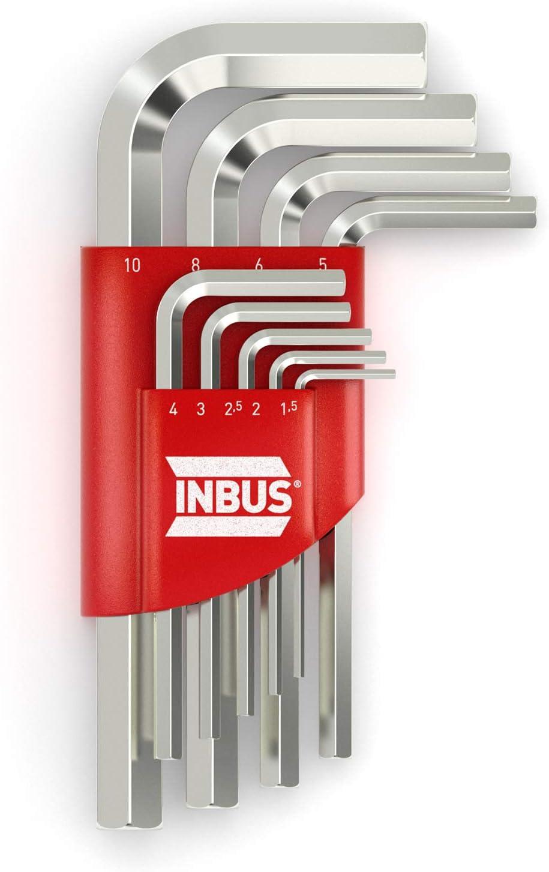 Imbusschlüssel Innensechskant Innensechskantschlüssel 2mm 2,5mm 3mm 4mm 5mm 6mm