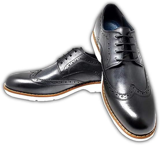 Amazon.com: Mr. Jog - Zapatos de vestir para hombre con ...