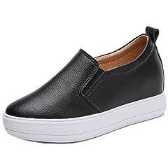 bd76221c1933 ACE SHOCK Hidden Heel Sneakers Women Platform