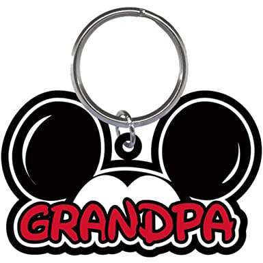 Amazon.com: Disney Familia Grandpa Mickey Mouse Ears ...
