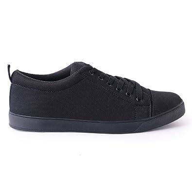 Chaussures De Tissu Noir LoegvaVgb