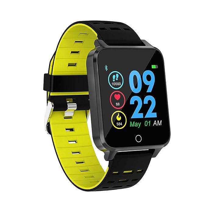 Amazon.com: Star_wuvi Fitness Tracker Smart Watch, Activity ...