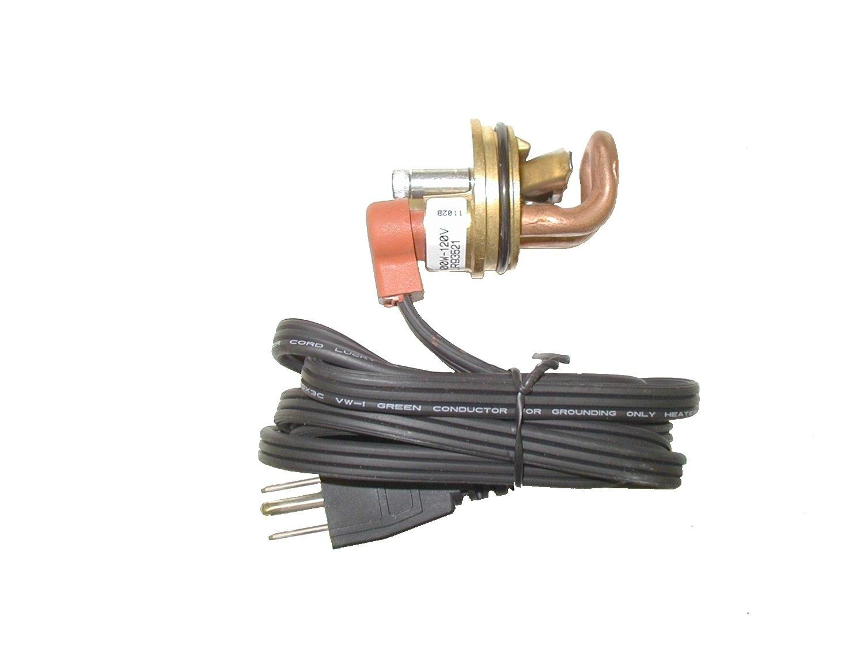 Kat's 11418 400 Watt 42mm Frost Plug Heater Kat' s