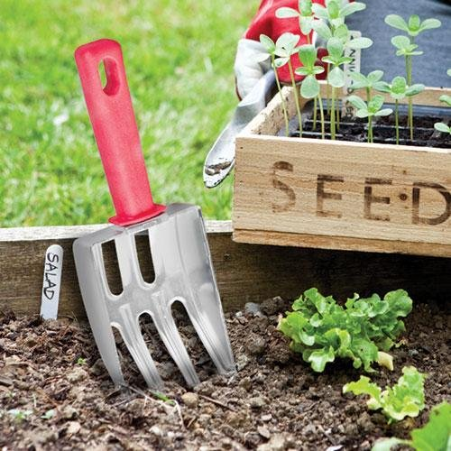 Garden Easy Handheld Weeder Remover Tool by BW Brands