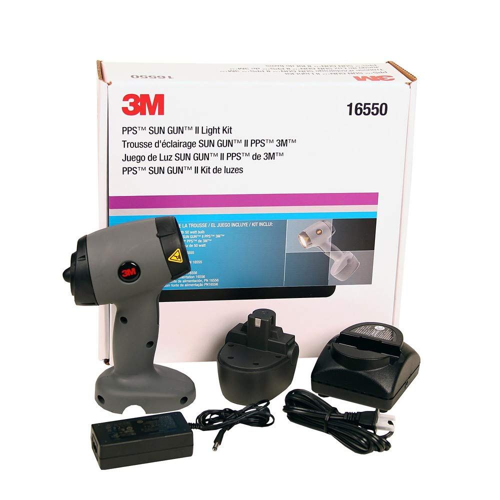 3M (16550) PPS SUN GUN II Light Kit by PPS