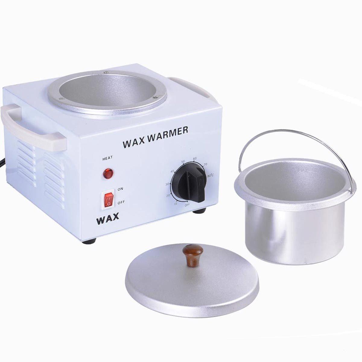Professional Wax warmer Machine Pot Hot single Heater Depilatory Paraffin salon