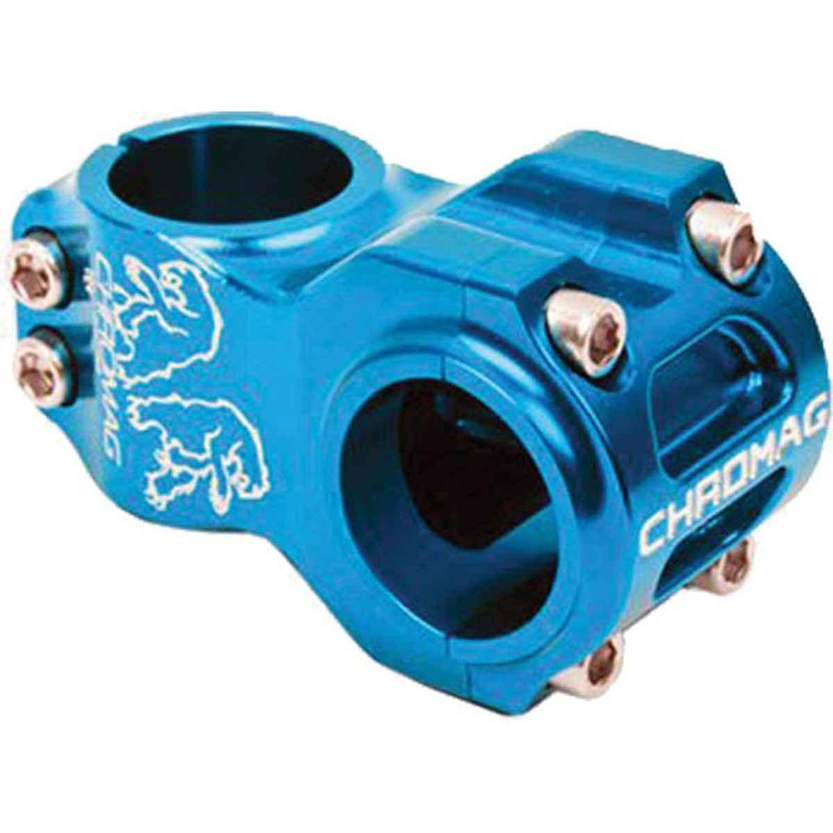 Chromag HiFi v2ステム( 31.8 ) 0d X 50 MM – ブルー – 100 – 012 – 05 B07955B431