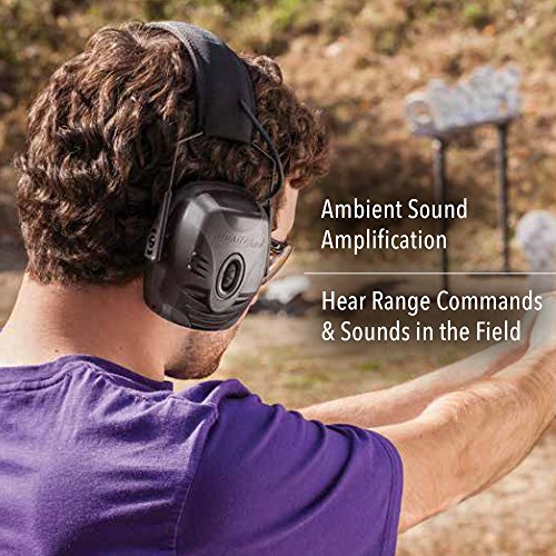 Buy electronic shooting ear protection