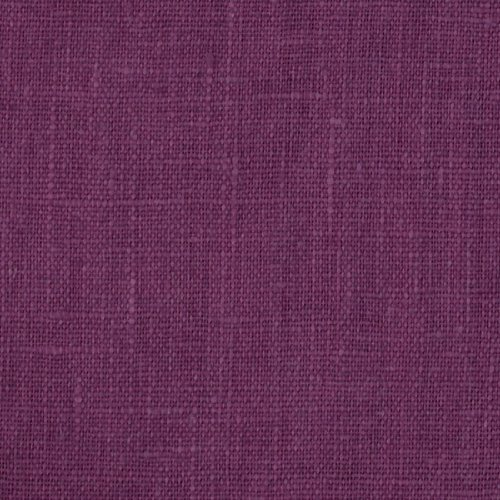 Noveltex Fabrics CV-173 European 100% Linen Purple Fabric by the Yard ()