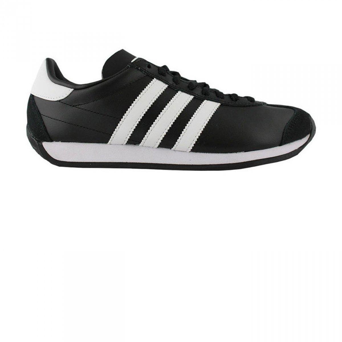 - Adidas - Adidas Herren Sportschuhe Country Og - Schwarz, 44,5