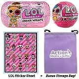LOL Surprise Dolls Wave 2 Bundle Includes (1)...