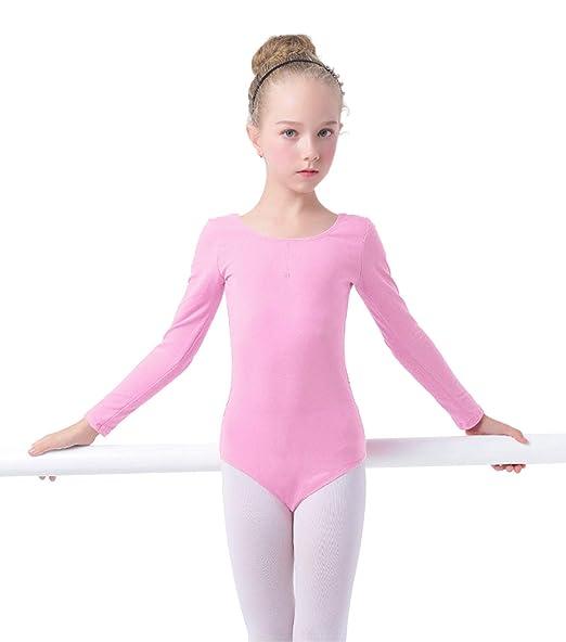 e59ae8b1fe104 Martofbaby Girls Leotard for Ballet Gymnastics Toddler Kids Dancewear  Activewear