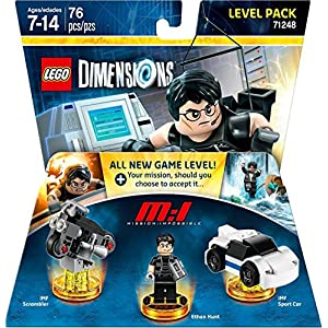 lego dimensions mission impossible level pack [object object]