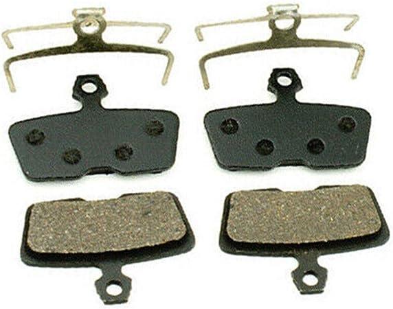 2 Pairs ceramics Bicycle Disc Brake Pads Mountain Bike Hydraulic Disc Brake Pads