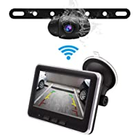 Deals on Accfly Wireless Backup Camera Monitor Kit