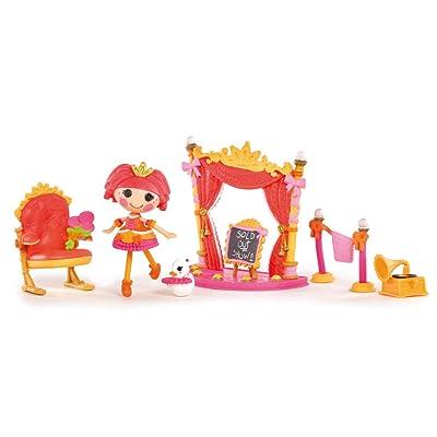 Mini Lalaloopsy Playset - Tippy's Ballet Recital: Toys & Games