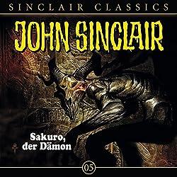 Sakuro, der Dämon (John Sinclair Classics 5)