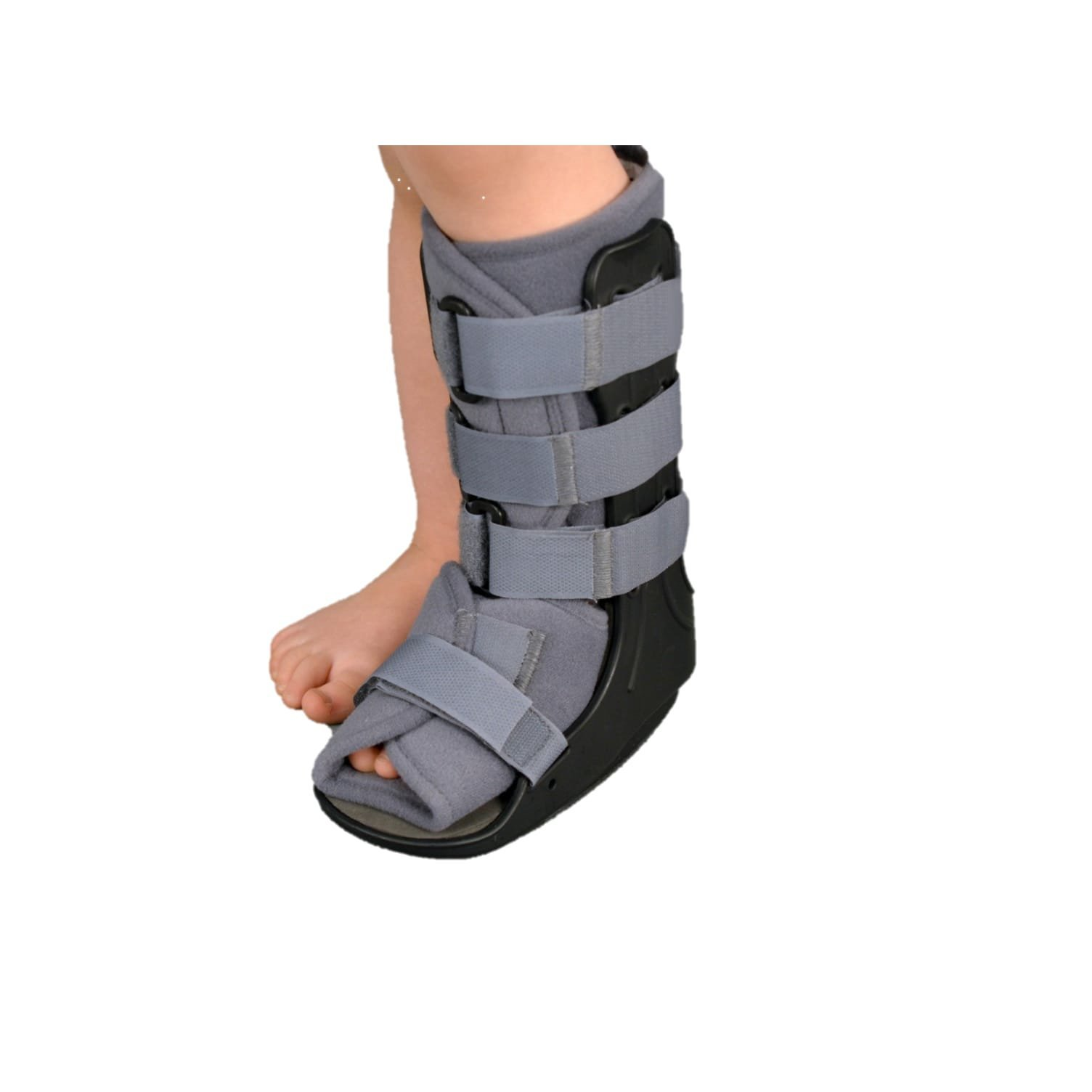 Mars Wellness Premium Pediatric Cam Walker Fracture Ankle Boot - L