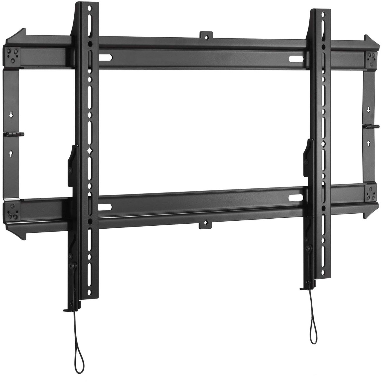 Chief FIT Series Low-Profile Hinge Mount RLF2 - Mounting kit ( wall plate, 2 brackets ) for LCD display - black - screen size: 32