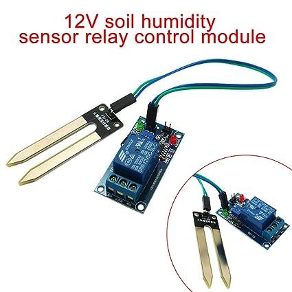 Arduino Robot - Dc 12v Smart Electronics Soil Moisture Hygrometer
