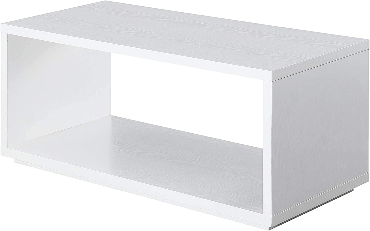 Convenience Concepts Northfield Admiral Coffee Table, White