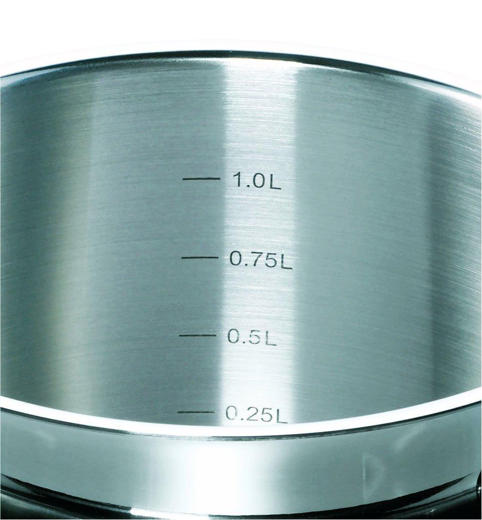 Schulte-Ufer 6311/14/I Romana i Casserole Pot 1.4/Litre 14/cm