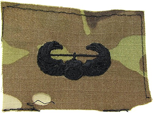 Air Assault Qualification Badge - Multicam SEW-ON
