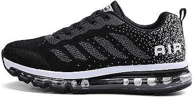 TQGOLD Zapatillas de Deportes Hombre Mujer Zapatos Deportivos Running Zapatillas para Correr: Amazon.es: Zapatos y complementos