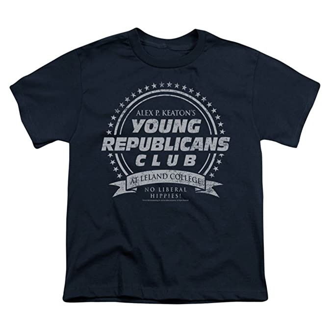 Trevco Republicanos youthyoung club de camiseta para niños: Amazon.es: Ropa y accesorios