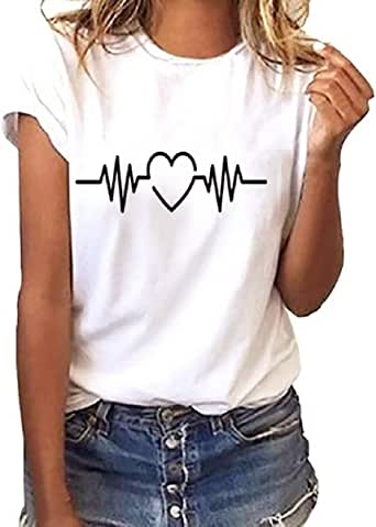 Blusa Verano Rojas Mujer Manga Larga Originales Invierno Otoño Mujer Camiseta Corta Rojas Camisetas Invierno Otoño Mujer Camiseta Corta(XXXL, Blanco): Amazon.es: Iluminación