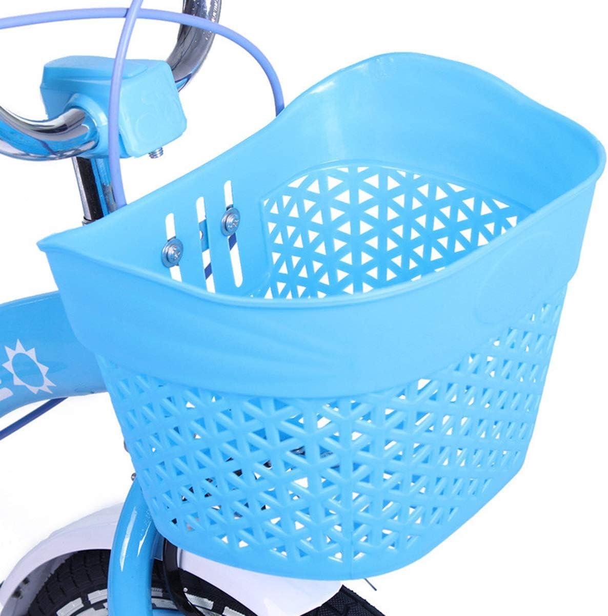 Riscko Modelo Sunday Bicicleta para Ni/ño y Ni/ña con Ruedas de 12 Color Rosa