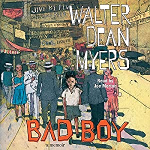 Amazon.com: Bad Boy (Audible Audio Edition): Joe Morton, Walter ...