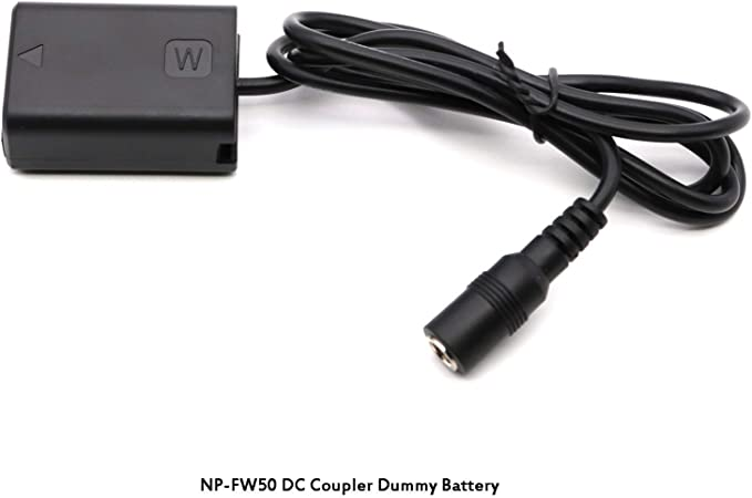 Raeisusp 5v 8 4v Ac Pw20 Usb Cable Np Fw50 Dummy Battery Dc Vg C2em Grip For Sony Nex3 Nex 5 7 Slt A33 A55 Slt A35 A7s A7k A7ii A7r A7rii A37 A5100 A6000 A6300 A6500 A7000