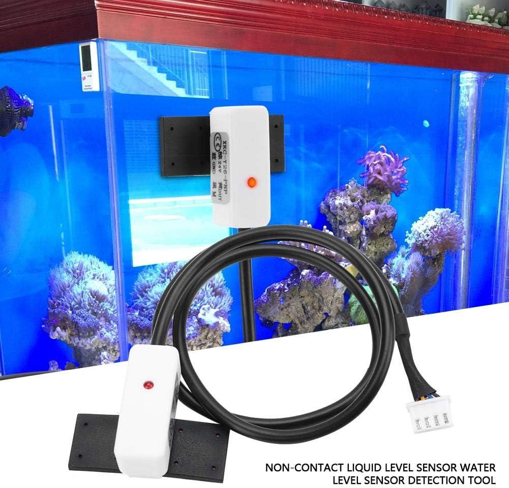 herramienta de detecci/ón de sensor Sensor de nivel de l/íquido sin contacto sensor de nivel de agua XKC-Y26-PNP 24 V