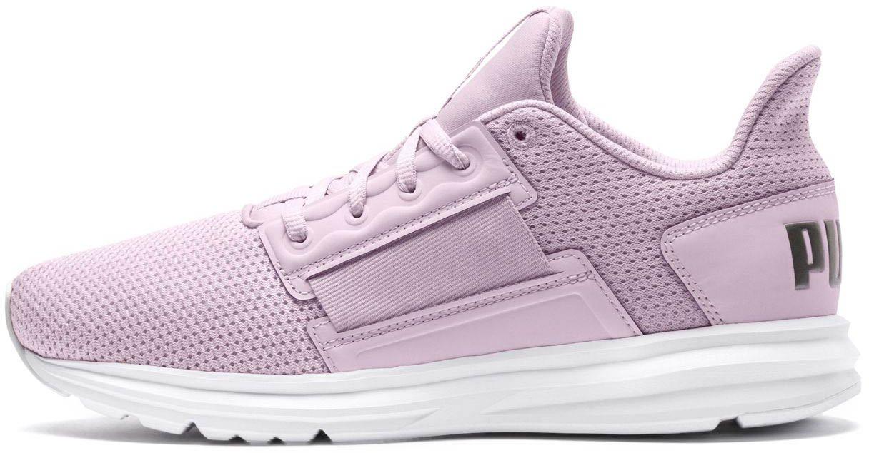 PUMA Women's Enzo Street Wn Sneaker B078C85Z7J 7 M US|Winsome Orchid-puma Silver