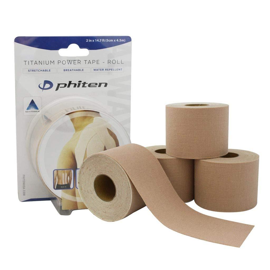"""Phiten Titanium Tape, 2"""" x 14.7'"""