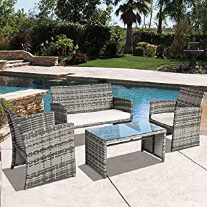 613TIhNjY2L._SS300_ Best Wicker Patio Furniture Sets For 2020