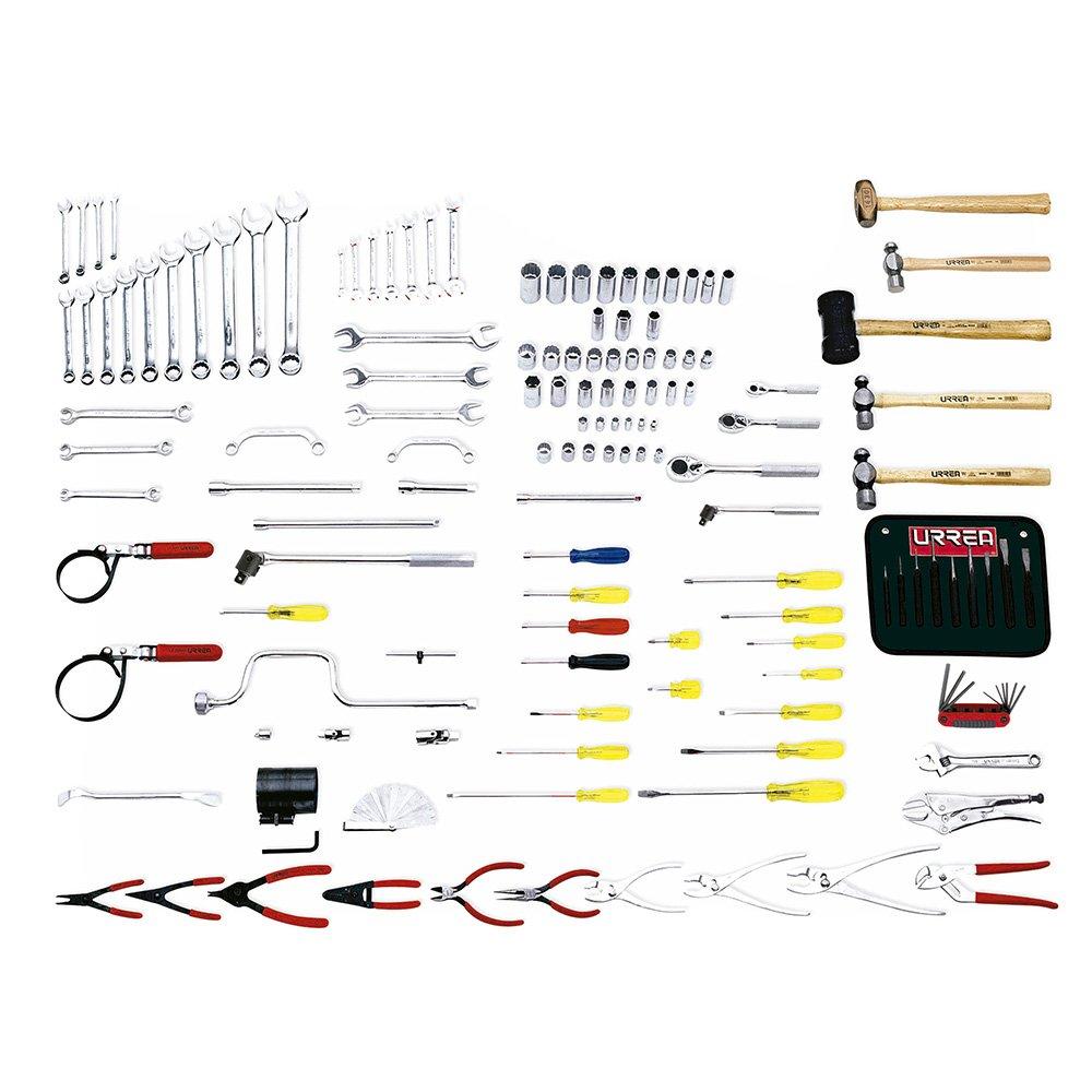 URREA 9907 Automotive Master Set