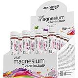 Best Body Nutrition Magnesium Liquid Shots Tropical - 20 Cápsulas
