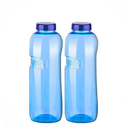 Greiner 2x Botella de 1,0 l para agua filtrada