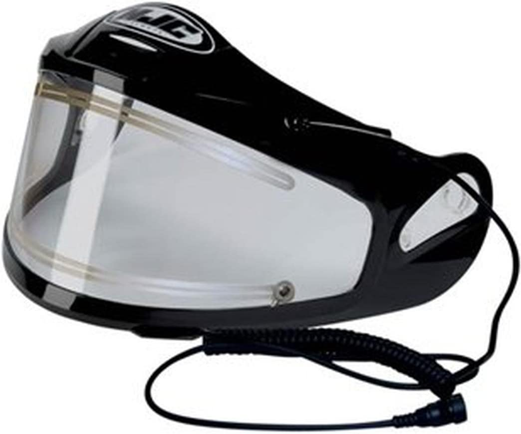 HJC HJ-17 Frameless Electric Shield Clear 956-461