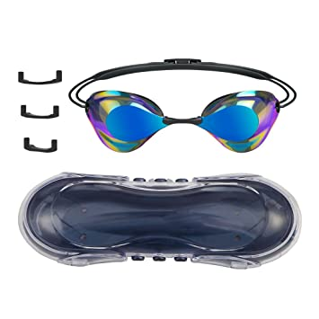 93e1944dc4 Swimming Goggles Mirror Swim Glasses