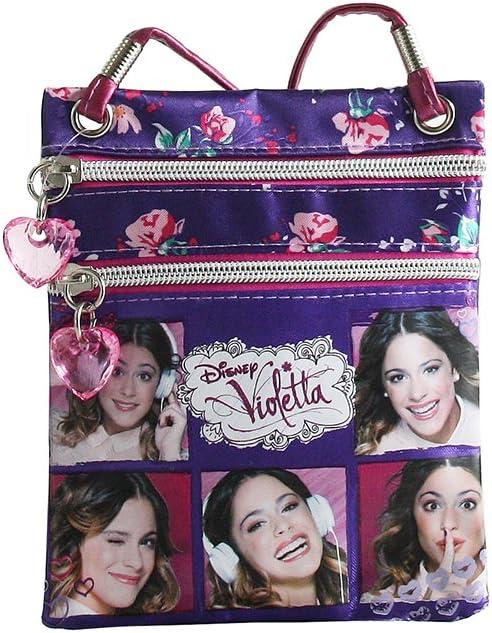Violetta - Bolso Bandolera (Kractermania 30482): Amazon.es: Juguetes y juegos