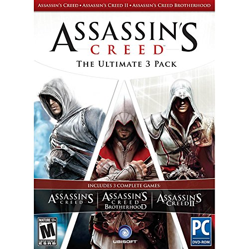 Encore Assassin's Creed, 3 Pack