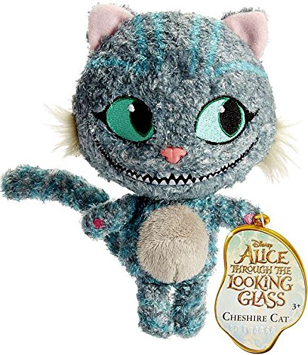 Alice Through the Looking Glass Cheshire Cat Plush -