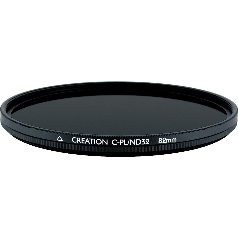 MARUMI カメラ用フィルター CREATION 82mm C-PL/ND32 [ コントラスト上昇反射除去用+光量減少フィルター ] 097147 82mm  B01HPK2R26